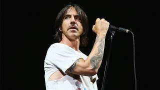 Red Hot Chili Peppers' Anthony Kiedis Hospitalized, Band Cancels Concert