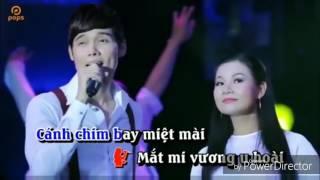 🎵LK Phượng Buồn / Kỷ Niệm Nào Buồn🎵 - NgocDiem ft Kenny Tran( giọng nữ bị khàn)