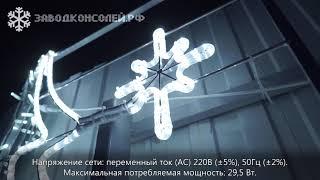 """Светодиодная консоль """"Ёлка"""""""