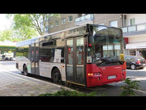 sound bus neoplan n 4411 wagennr 8705 der rheinbahn. Black Bedroom Furniture Sets. Home Design Ideas