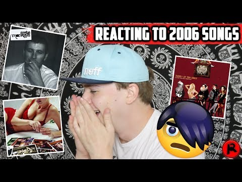 Reacting To My Favorite Songs Of 2006! (Simple Plan, Arctic Monkeys, & More)