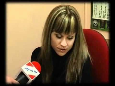 Интервью Кати First- после выступления для  АригУс-ТНТ