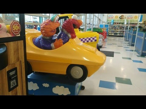 Kiddie Ride - Ernie Car Sesame Street | oerendhard1 | Flickr