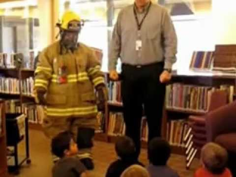 Fire Prevention Week at the Early Learning Center.wmv
