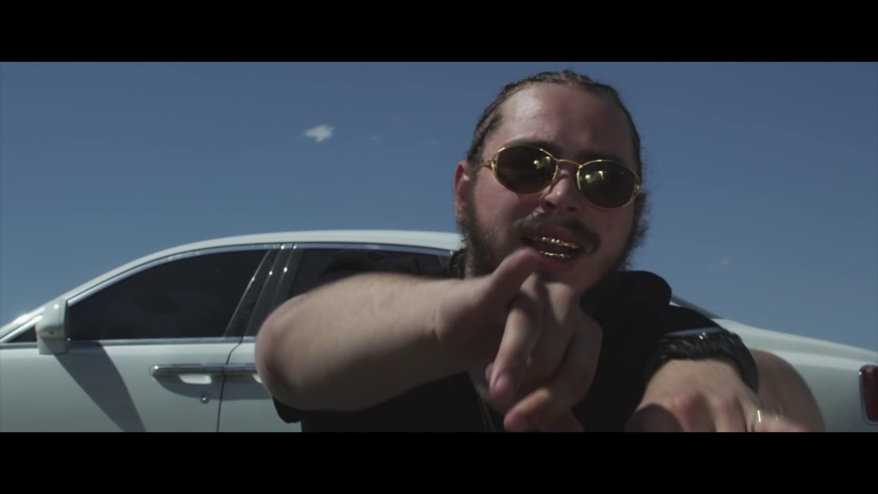 Post Malone - White Iverson #1