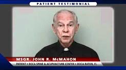 Boca Raton Florida Auto Injury Back Pain Chiropractor