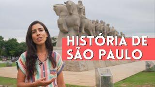 History of São Paulo | Brazilian Portuguese
