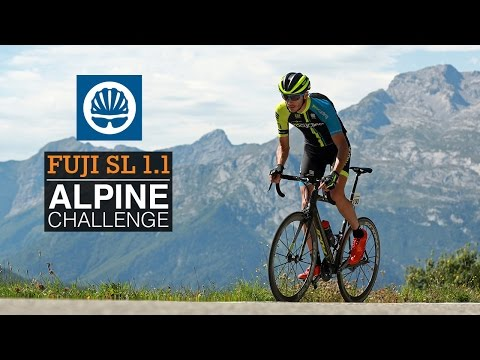 Fuji SL 1.1 for the HotChillee Alpine Challenge
