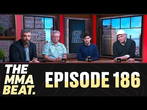 The MMA Beat: Episode 186