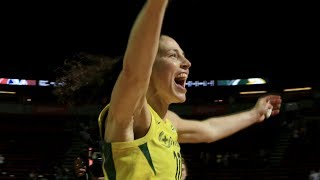 Full Game Highlights | Sue Bird TAKES OVER In 4th Q As Storm Advance To Finals
