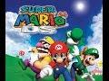 CONSEGUIMOS O MARIO!!!!!!-SUPER MARIO 64 DS
