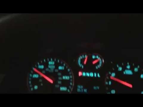 2008 Chevy Equinox gauge problem