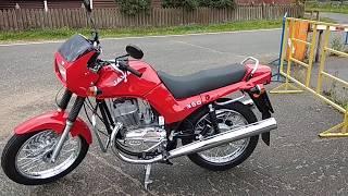 Новая  Ява 350/640/129. 2018 г.в. Продажа новых мотоциклов  Ява.