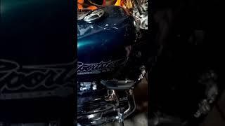 Harley XL883 and Mikuni HSR 42