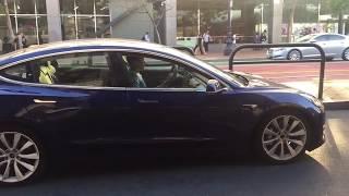 Tesla Model 3. Finally here!