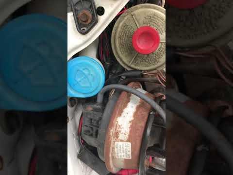 1999 Honda Civic quick Alternator belt change in between jobs