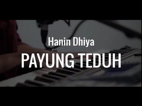 Akad - Payung Teduh| Cover by Hanin Dhiya(Lyrics/Lyric Video)