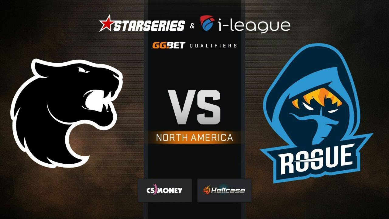 [EN] FURIA vs Rogue, map 1 Train, StarSeries & i-League S7 GG.Bet NA Qualifier