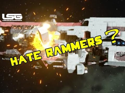 Kinetic Energy Ramming - Space Engineers