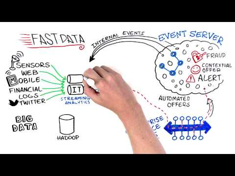 The TIBCO Whiteboard: How Fast Data Works