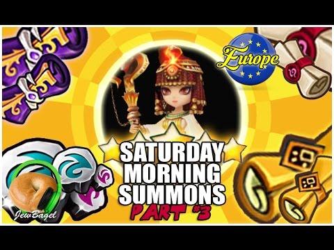 Download SUMMONERS WAR : Saturday Morning Summons - 400+ Mystical, LD & Legendary Scrolls - (11/5/16 - 3of3)