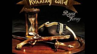 Running Wild  - Warmongers (from new album 'Rapid Foray', 2016)