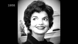 Jackie Kennedy Age Progression v2 — 64 years in 5 minutes