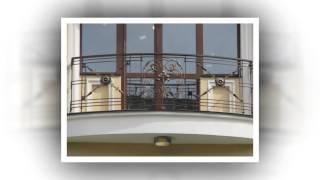 Кованые балконные ограждения – художественная ковка в Москве – (499) 403-13-89(, 2015-04-19T23:17:21.000Z)