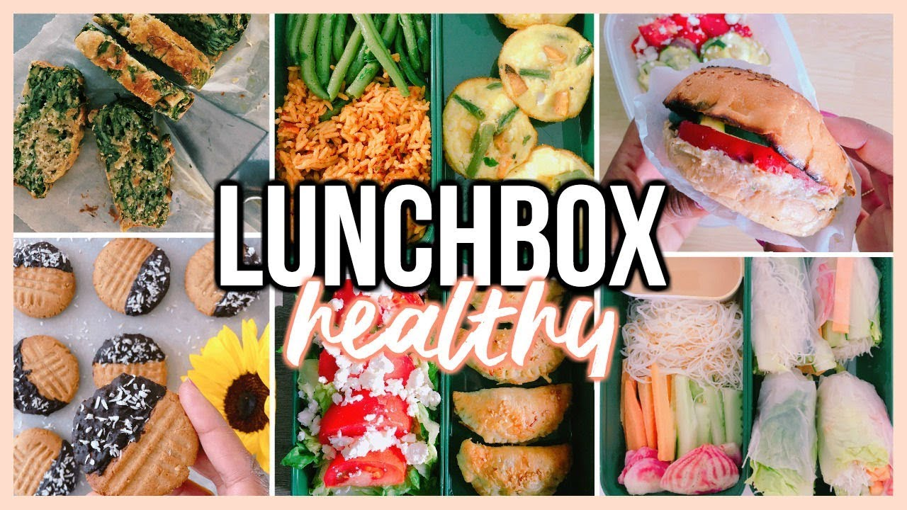 une semaine dans nos lunchbox d 39 t nos repas healthy emporter au travail youtube. Black Bedroom Furniture Sets. Home Design Ideas