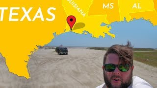 Louisiana's HIDDEN BEACHES!!! Ep.008
