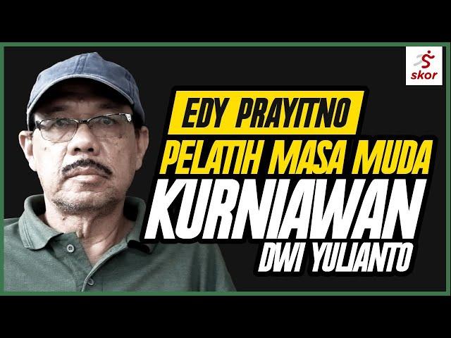 SANG PENEMU BAKAT KURNIAWAN DWI YULIANTO, EDY PRAYITNO