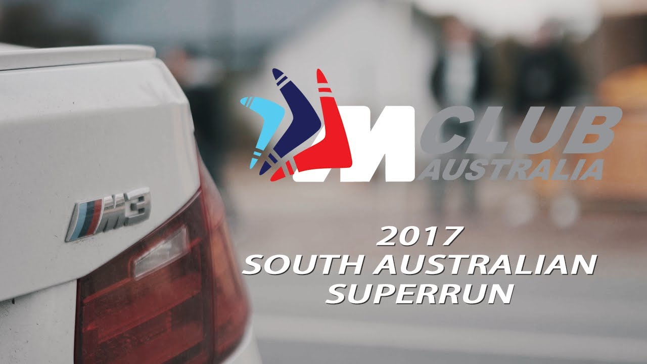 ///M Club of Australia - SA Superun