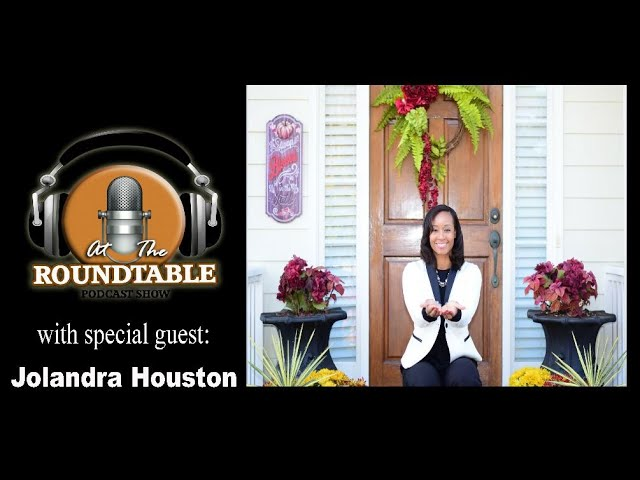 ATRT with special guest LilGerminators CEO Jolandra Houston