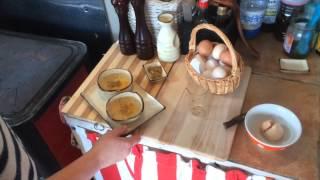 Яйца, запеченые в духовке, сделают ваш завтрак изысканнее
