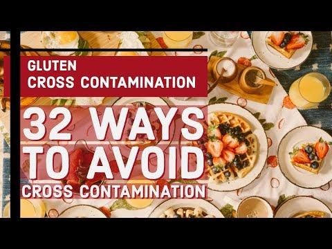 32 ways to avoid Gluten Cross contamination | Preventing Cross contamination | with Urdu Subtitles