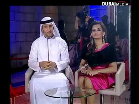 DIFF 2012 - Red carpet for Saudi's first feature film Wadjda -  LIVE with Omar, Dina and Ash!
