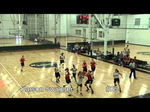 KARSON SWOGGER 5'7'' BELLWOOD ANTIS HIGH SCHOOL 2017