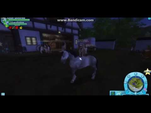 How to be a wild horse on Star Stable!!!!