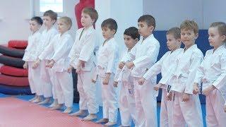 ТРЕНИРОВКА. Каратэ. Дети 5-6 лет.