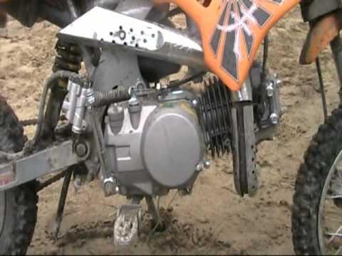 140cc 16hp moottori Samuraihin