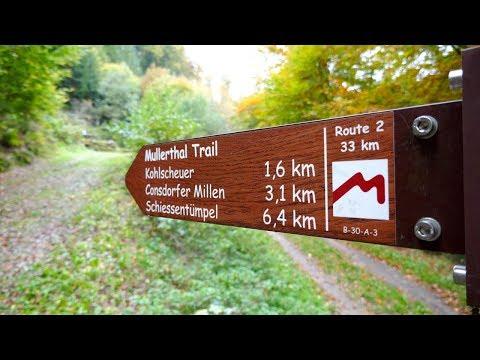 Müllerthal Trail - Wandern in der kleinen luxemburgischen Schweiz