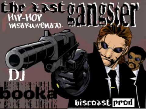 Hip hop instrumental the last gangster (dj booka)
