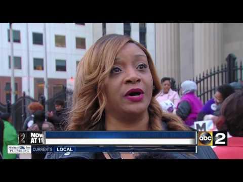 MOMS rally to reduce Maryland gun violence