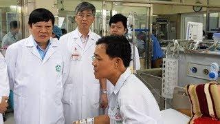 Tin tức trong ngày - 10 bệnh nhân bị sự cố chạy thận đã được chuyển tới Bệnh viện Bạch Mai
