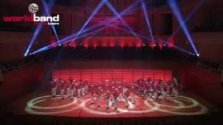 showband CH @ World Band Festival Luzern 2015