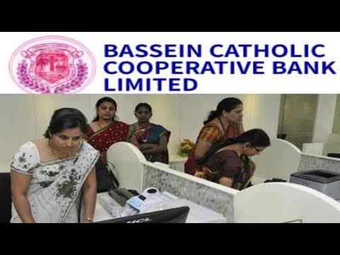 Bassein Catholic Cooperative Bank Ltd Recruitment - November Jobs -  Apply Now !