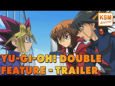 TRAILER - Yu Gi Oh! Double Feature (Deutsch)