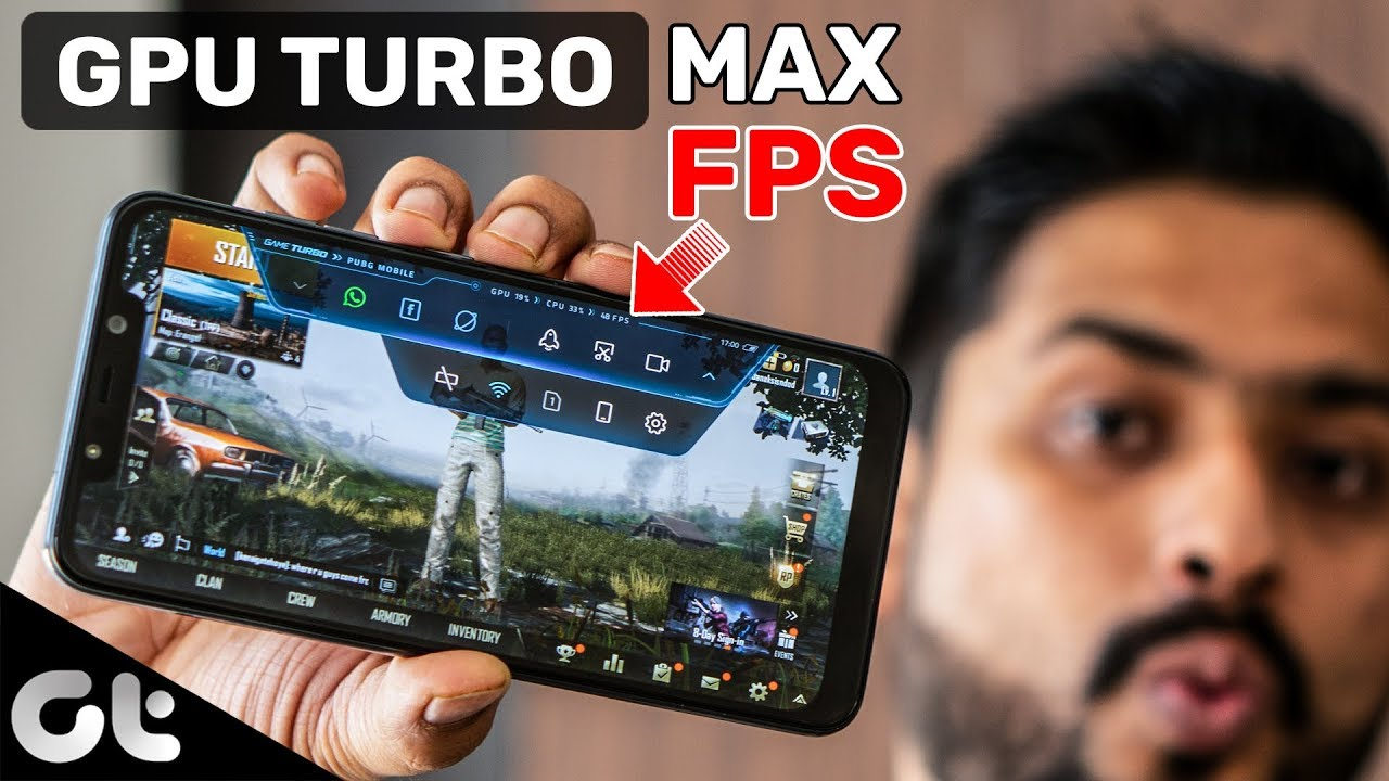 How to Enable GPU Turbo on Poco F1 | Maximum FPS in HDR + ULTRA