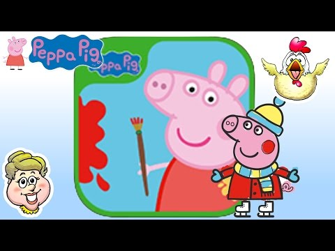 App Play! Peppa's Paintbox!  EWMJ #294