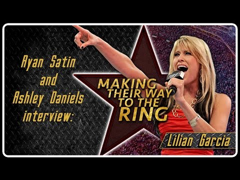 Lilian Garcia Interview |  AfterBuzz TV's Lilian Garcia: Making Their Way To The Ring